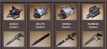 Comparativa Sistemas Common Rail